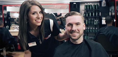 Sport Clips Haircuts of TARPON SPRINGS PLAZA-NAPLES​ stylist hair cut